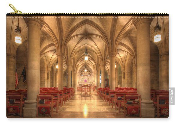 Bethlehem Chapel Washington National Cathedral Carry-all Pouch