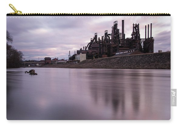 Bethlehem Steel Sunset Carry-all Pouch