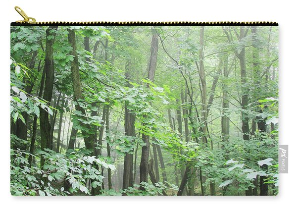Beyond The Misty Forest Carry-all Pouch
