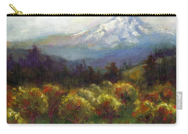 Beyond The Orchards Carry-all Pouch