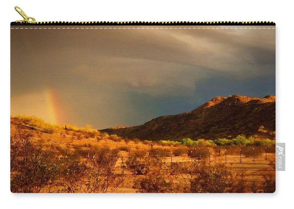 Beyond The Rainbow Carry-all Pouch