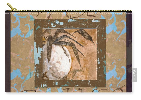 Bianco Vinaccia Carry-all Pouch