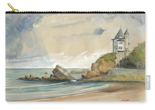 Biarritz Carry-all Pouch