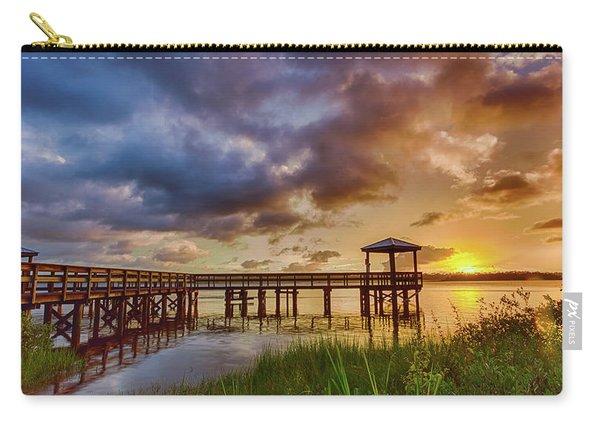 Bicentennial Sunset Carry-all Pouch
