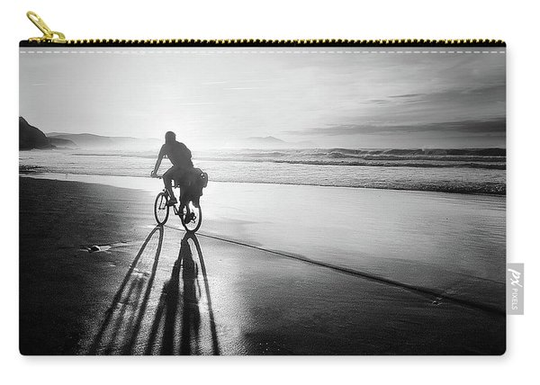 Bicycles Are For The Summer Carry-all Pouch