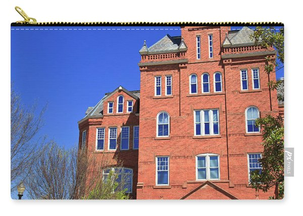Biddle Hall In The Spring Carry-all Pouch