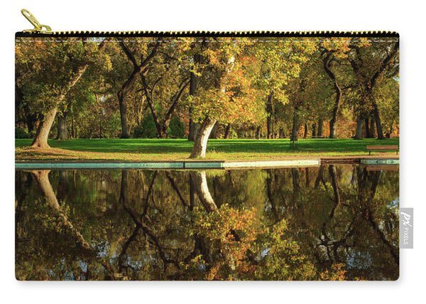 Bidwell Park Reflections Carry-all Pouch