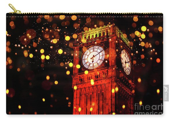 Big Ben Aglow Carry-all Pouch