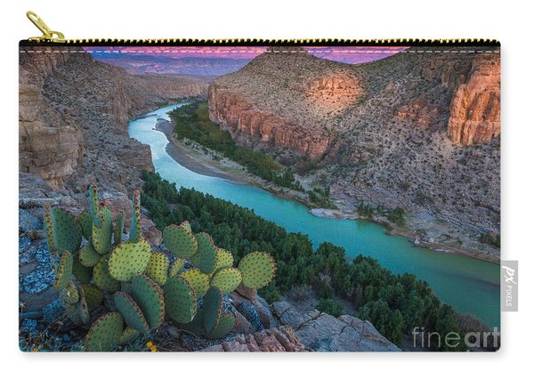 Big Bend Evening Carry-all Pouch