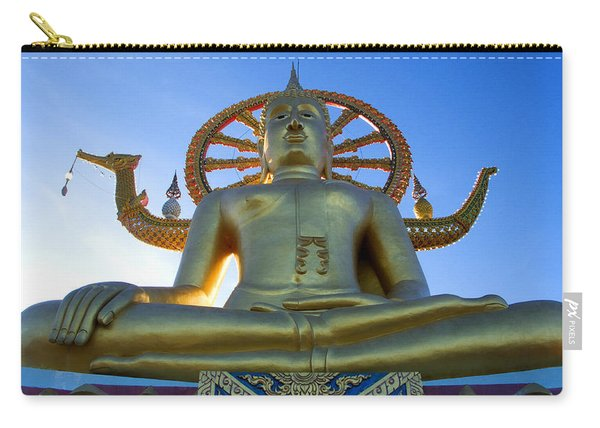 Big Buddha At Koh Samui Carry-all Pouch