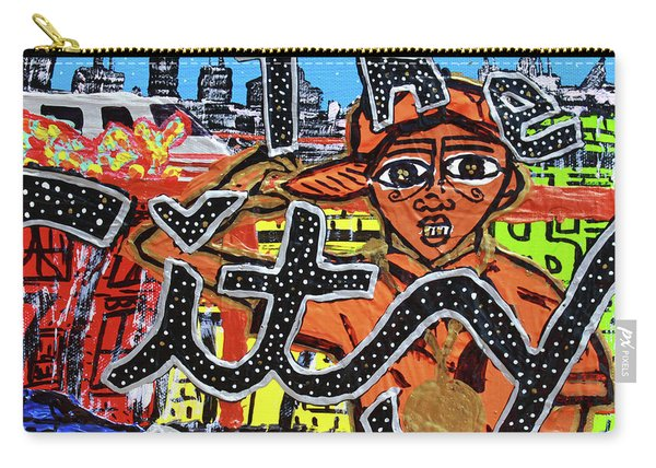Big Cities Carry-all Pouch