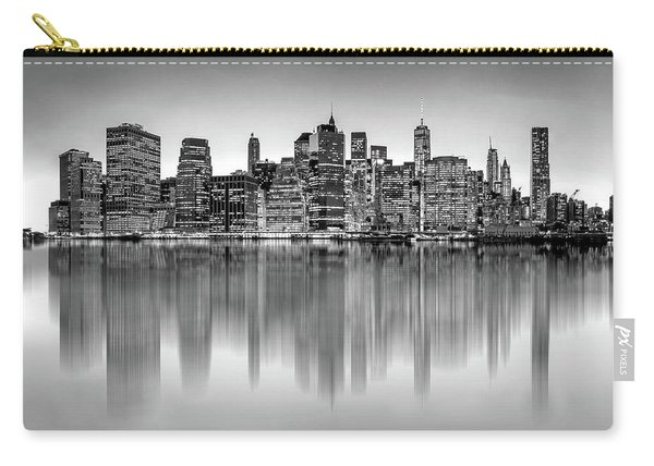 Big City Reflections Carry-all Pouch