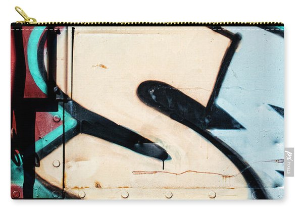 Big Graffiti Letter S Carry-all Pouch