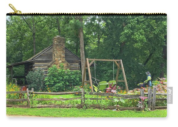 Big Holly Cabin Carry-all Pouch
