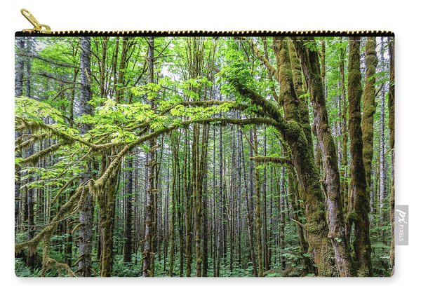 Big Leafe Maples Carry-all Pouch