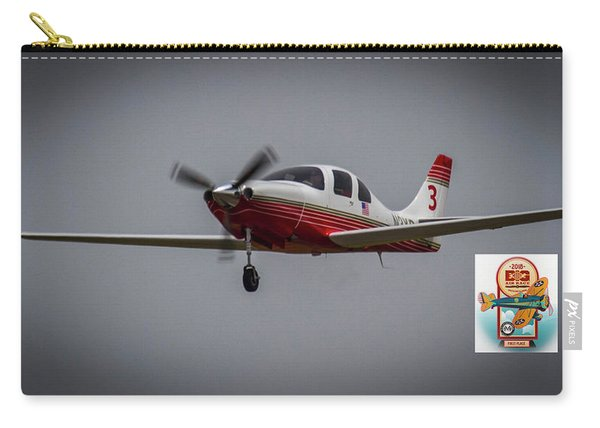 Big Muddy Air Race Number 3 Carry-all Pouch