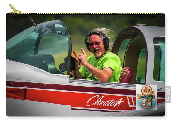 Big Muddy Air Race Number 73 Carry-all Pouch