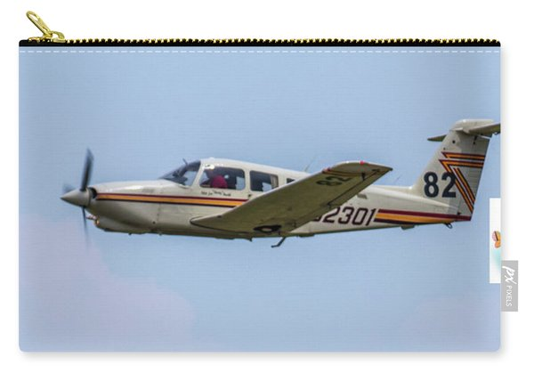 Big Muddy Air Race Number 82 Carry-all Pouch
