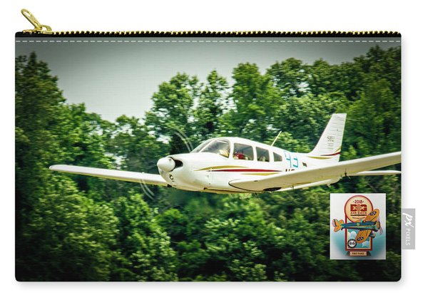 Big Muddy Air Race Number 93 Carry-all Pouch
