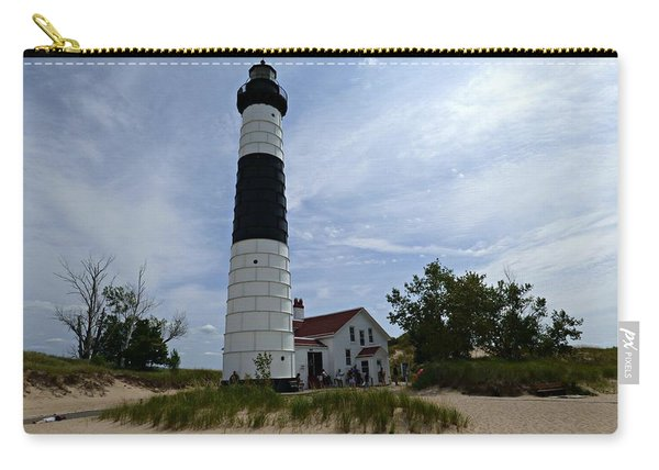 Big Sable Lighthouse Carry-all Pouch