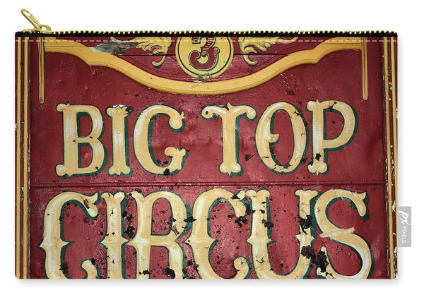 Big Top Circus Carry-all Pouch