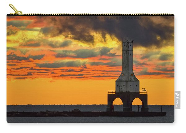 Big Water Sunrise I Carry-all Pouch