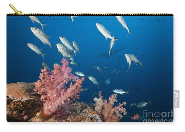 Bigeye Trevally Shoal Carry-all Pouch