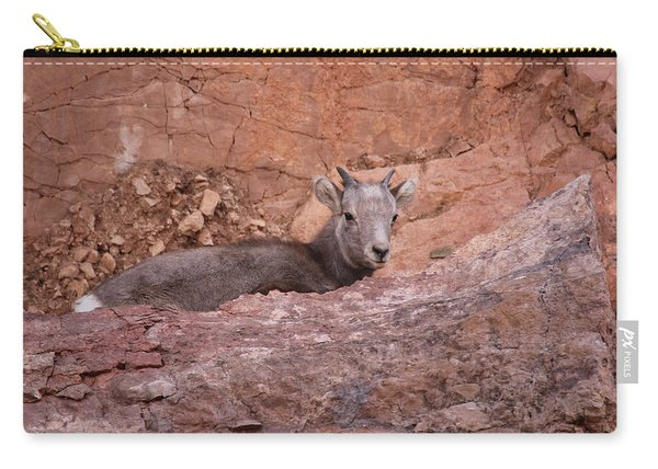 Bighorn Lamb1 Carry-all Pouch