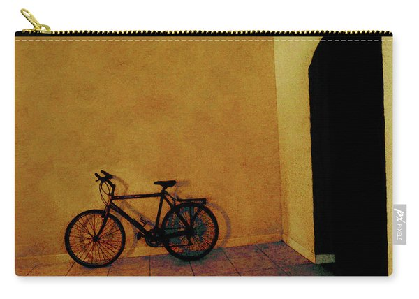 Bike Art Carry-all Pouch