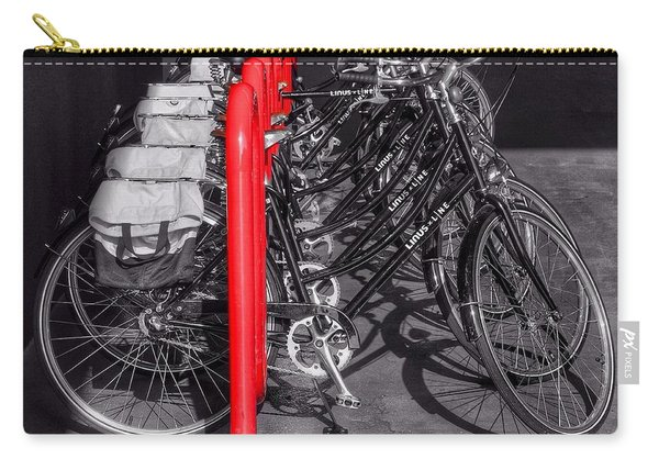 Bikes Carry-all Pouch