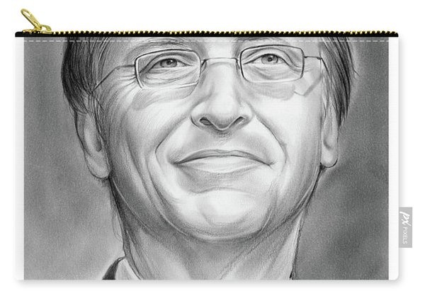 Bill Gates Carry-all Pouch