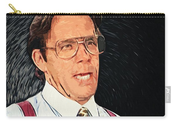 Bill Lumbergh - Office Space Carry-all Pouch