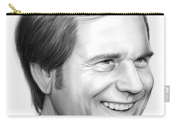 Bill Paxton Carry-all Pouch