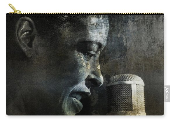 Billie Holiday - All That Jazz Carry-all Pouch
