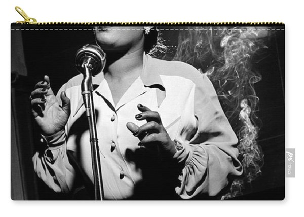 Billie Holiday  New York City Circa 1948 Carry-all Pouch