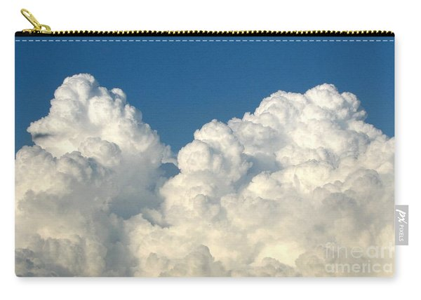 Billowing Clouds 1 Carry-all Pouch