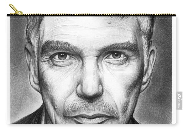 Billy Bob Thornton Carry-all Pouch