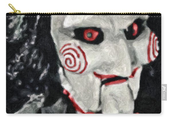 Billy The Puppet II Carry-all Pouch