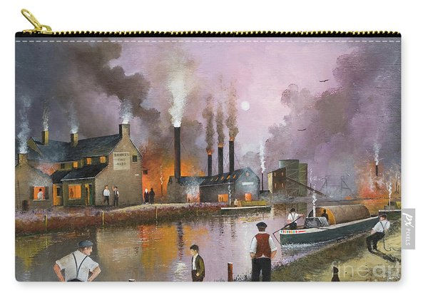 Bilston Steelworks Carry-all Pouch