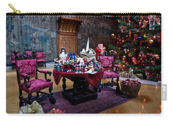 Biltmore Christmas   Carry-all Pouch