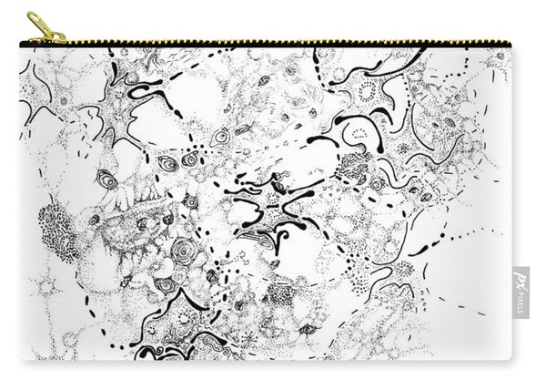 Biology Of An Idea Carry-all Pouch
