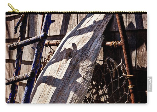 Bird Barn Details Carry-all Pouch