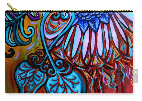 Bird Heart II Carry-all Pouch