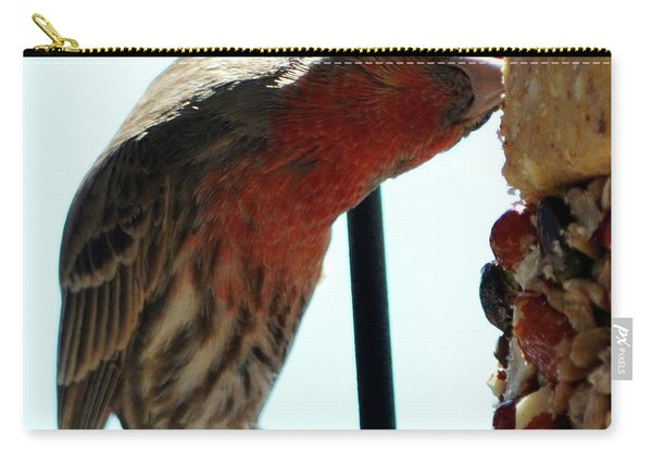 Bird Hits The Jackpot Carry-all Pouch