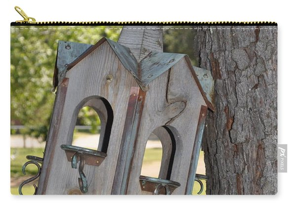 Bird House Carry-all Pouch