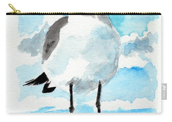 Bird Legs Carry-all Pouch