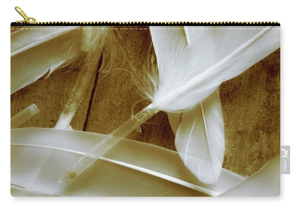 Bird-less Of A Feather Carry-all Pouch