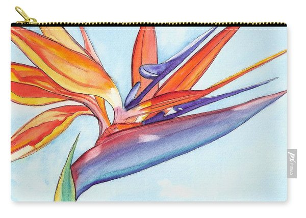 Bird Of Paradise IIi Carry-all Pouch