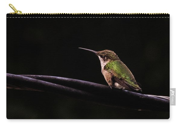 Bird On A Wire Carry-all Pouch