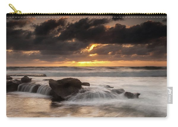 Bird Rock Clearing Storm Carry-all Pouch